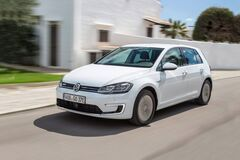 Дизельний VW Golf виявився економнішим за електричний 'Гольф'