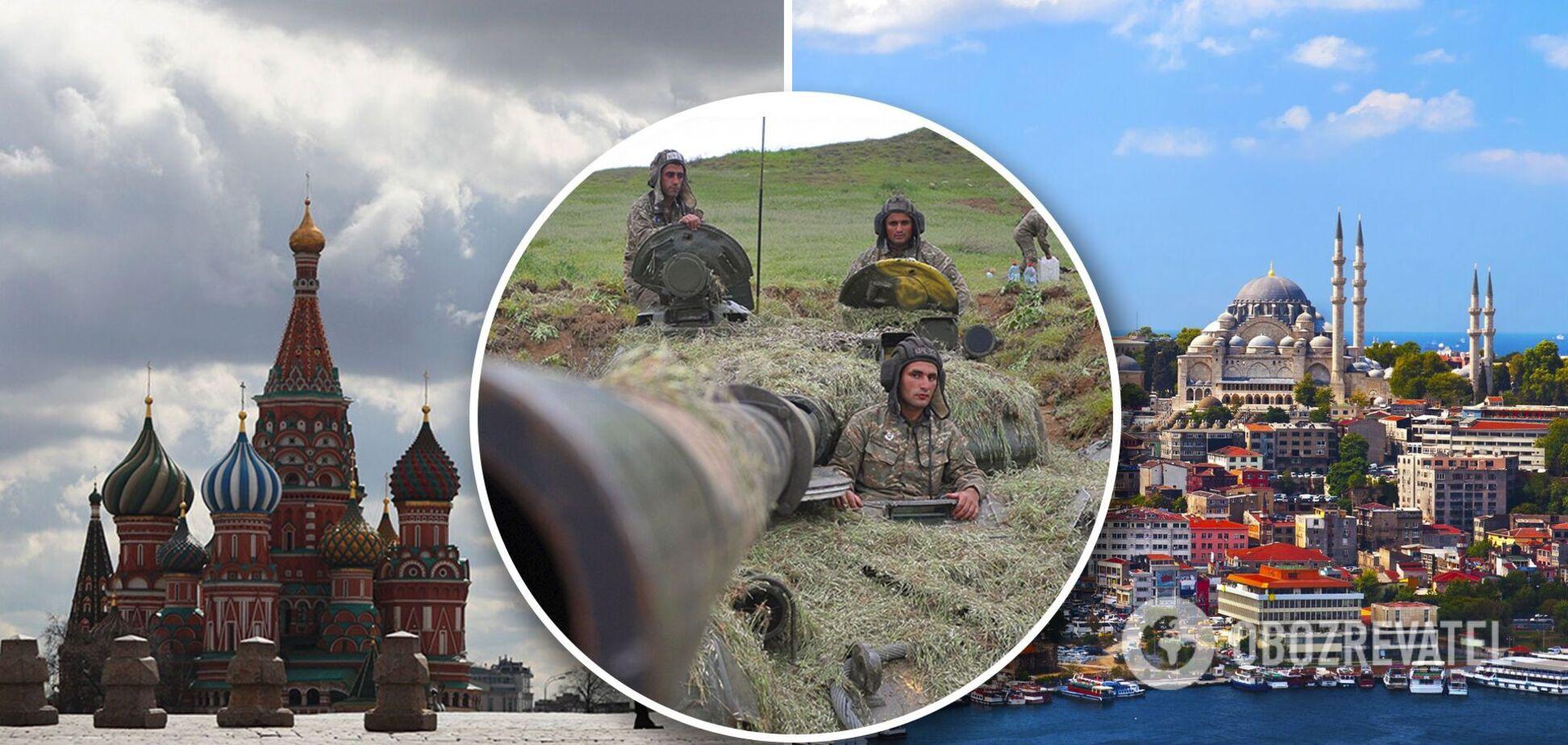 Туреччина та Росія можуть почати війну за вплив у Нагірному Карабасі? Чи зупинить Захід нову ескалацію у світі