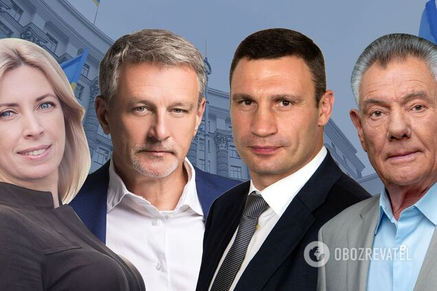 Вибори в Києві