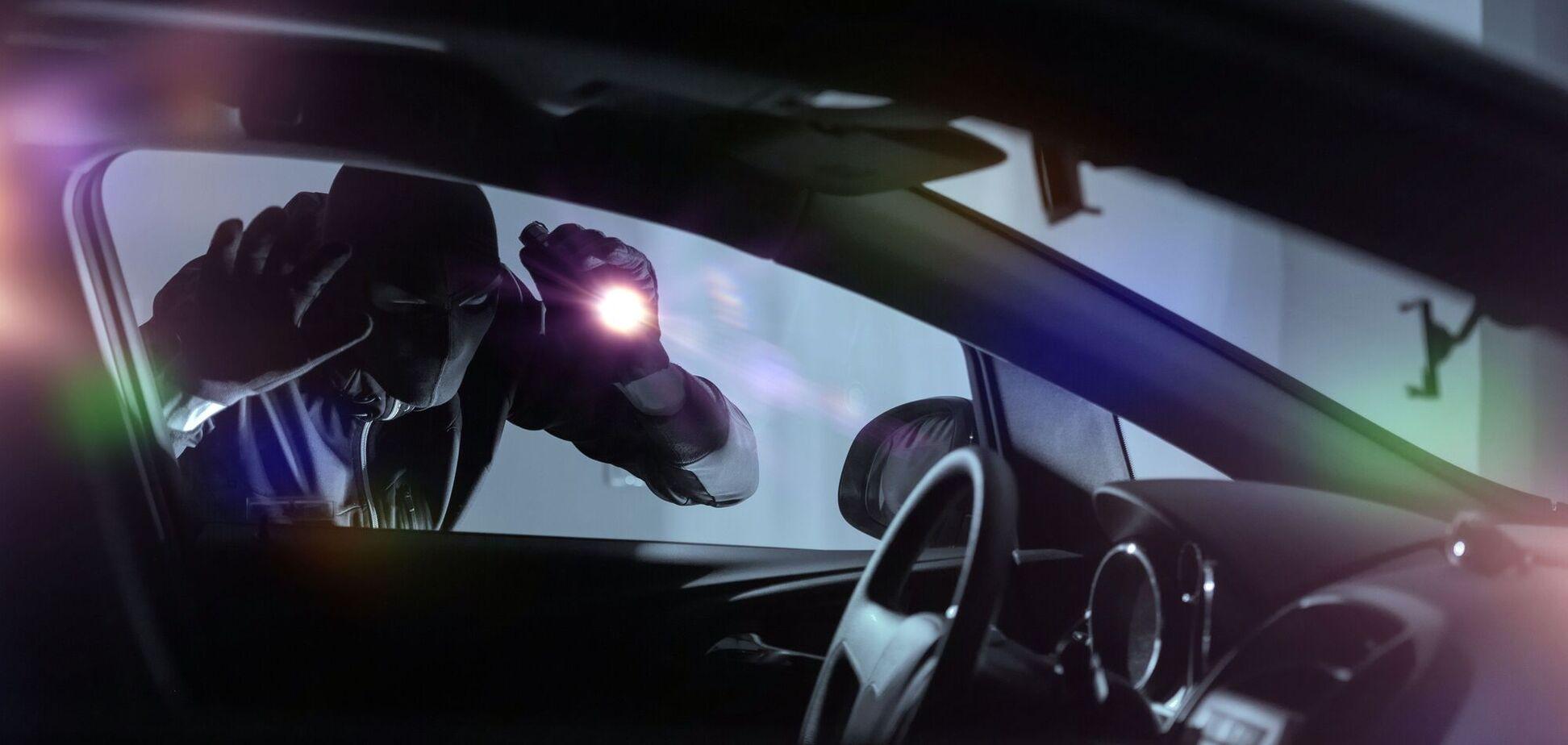 Викрадачів авто каратимуть жорсткіше