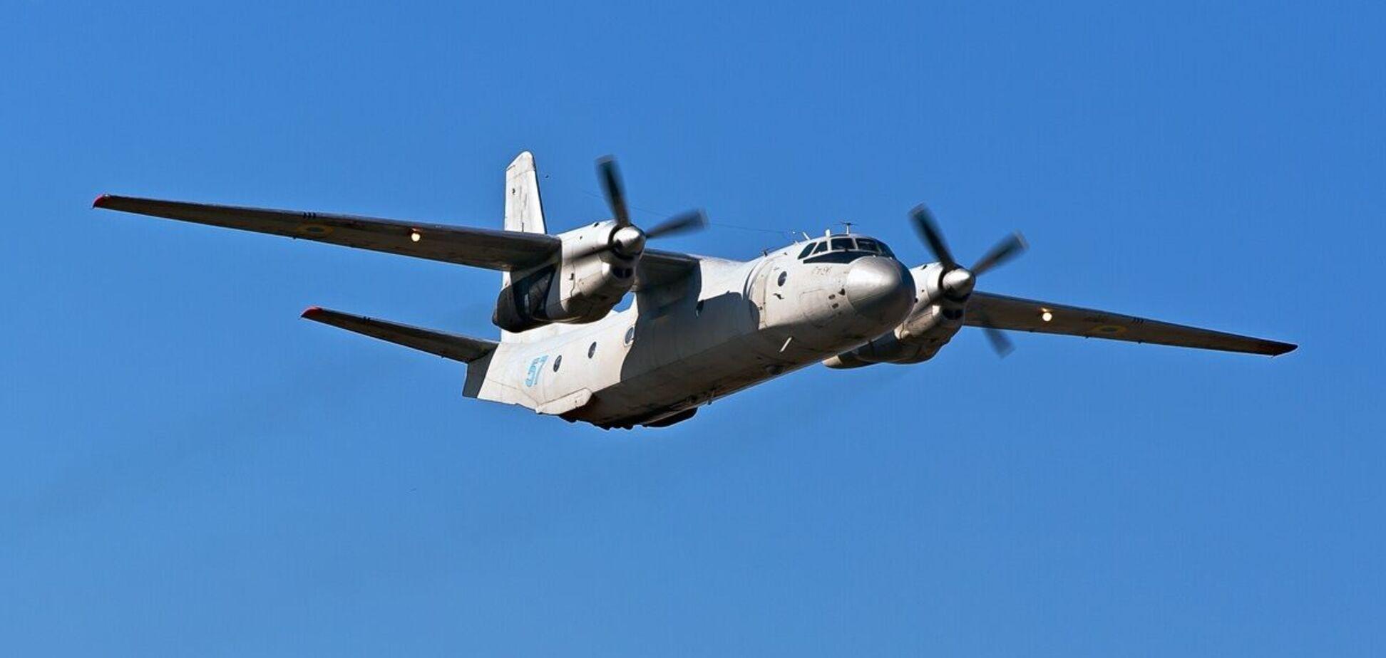 Літак Ан-26 впав не з вини курсантів