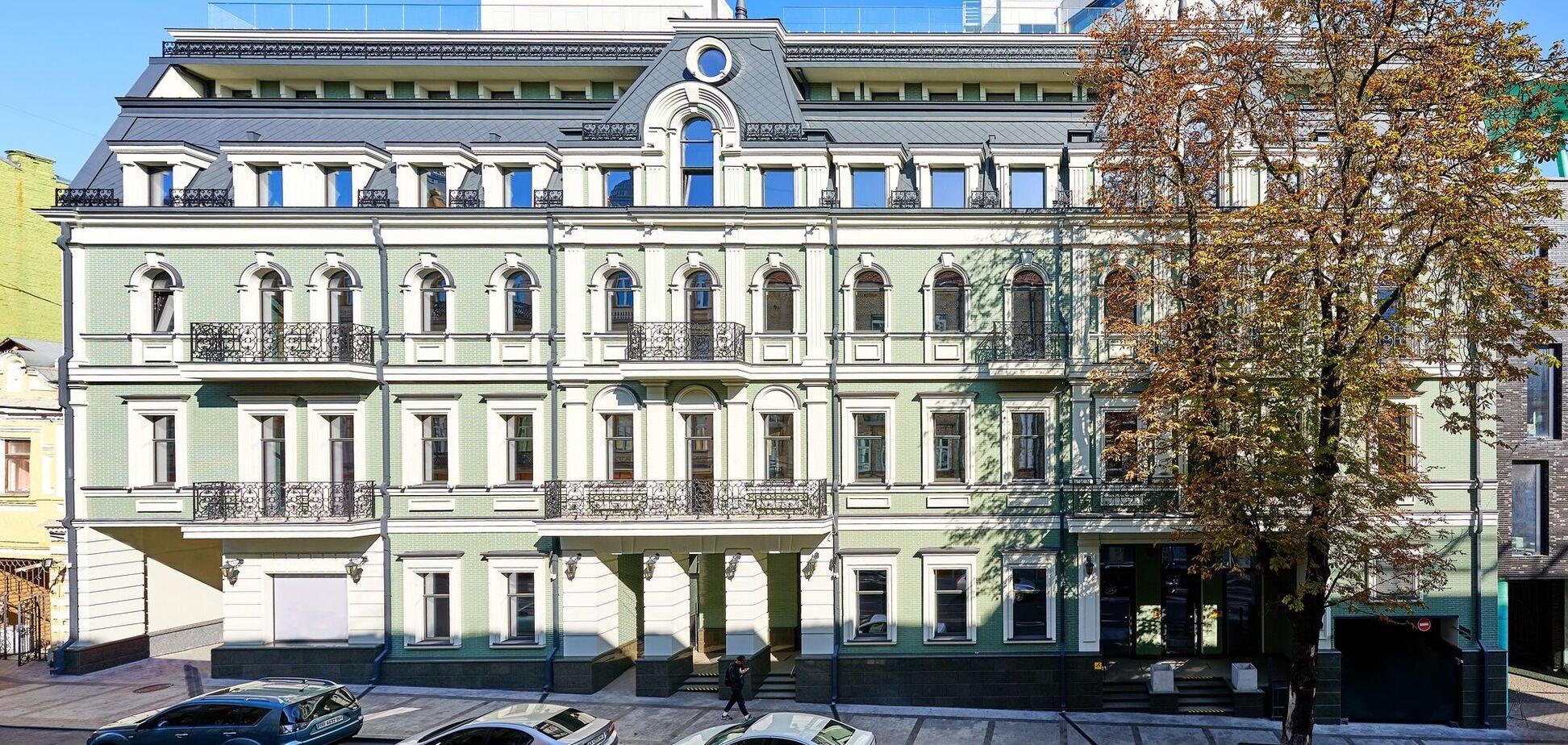 Група компаній 'Нерухомість Столиці' ввела в експлуатацію 'HILLFORT Business Mansion'