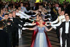 В Крыму устроили бал в разгар пандемии