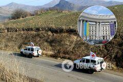 Загострення у 'республіці Нагірний Карабах'