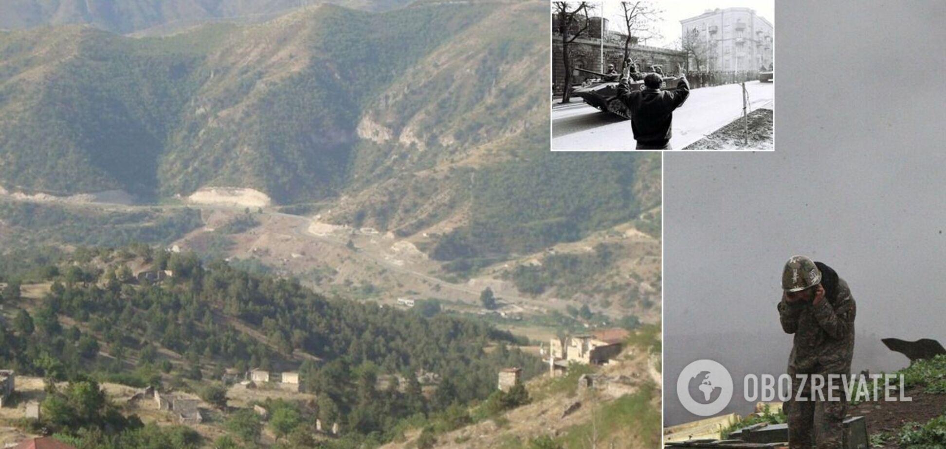 Нагірний Карабах конфлікт