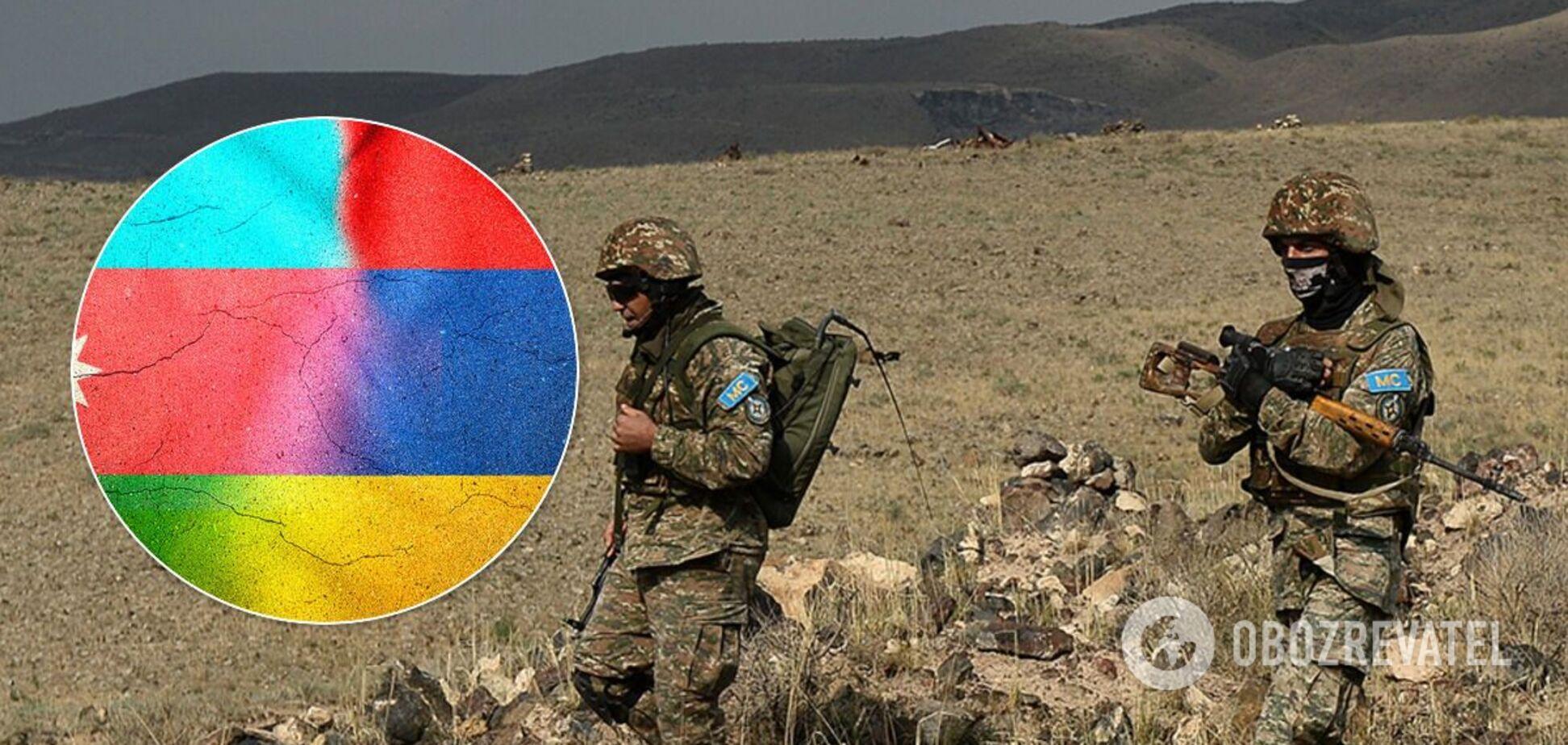 Вірменія й Азербайджан продовжили бої за Карабах: рахунок жертв пішов на сотні. Усі деталі