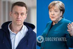 Меркель тайно посещала Навального в Charité – СМИ