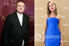 Алексей Учитель и Кристина Асмус