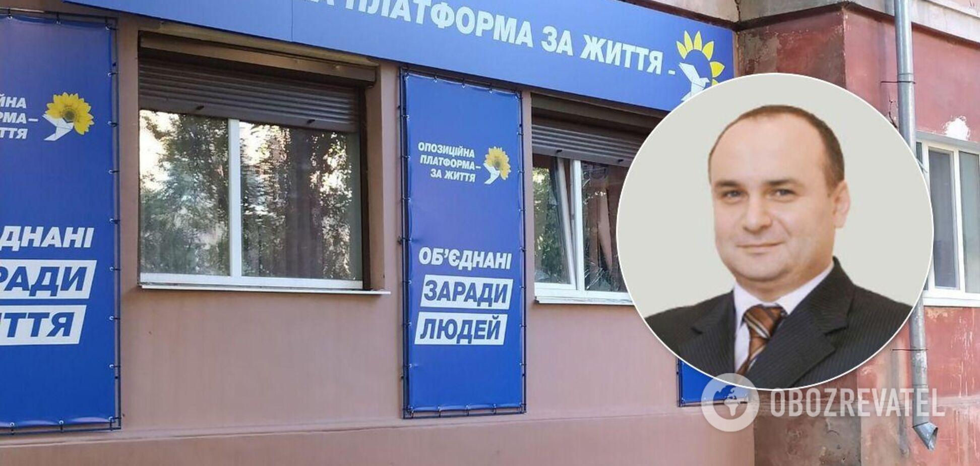 Маломуж баллотируется в Киевсовет от ОПЗЖ