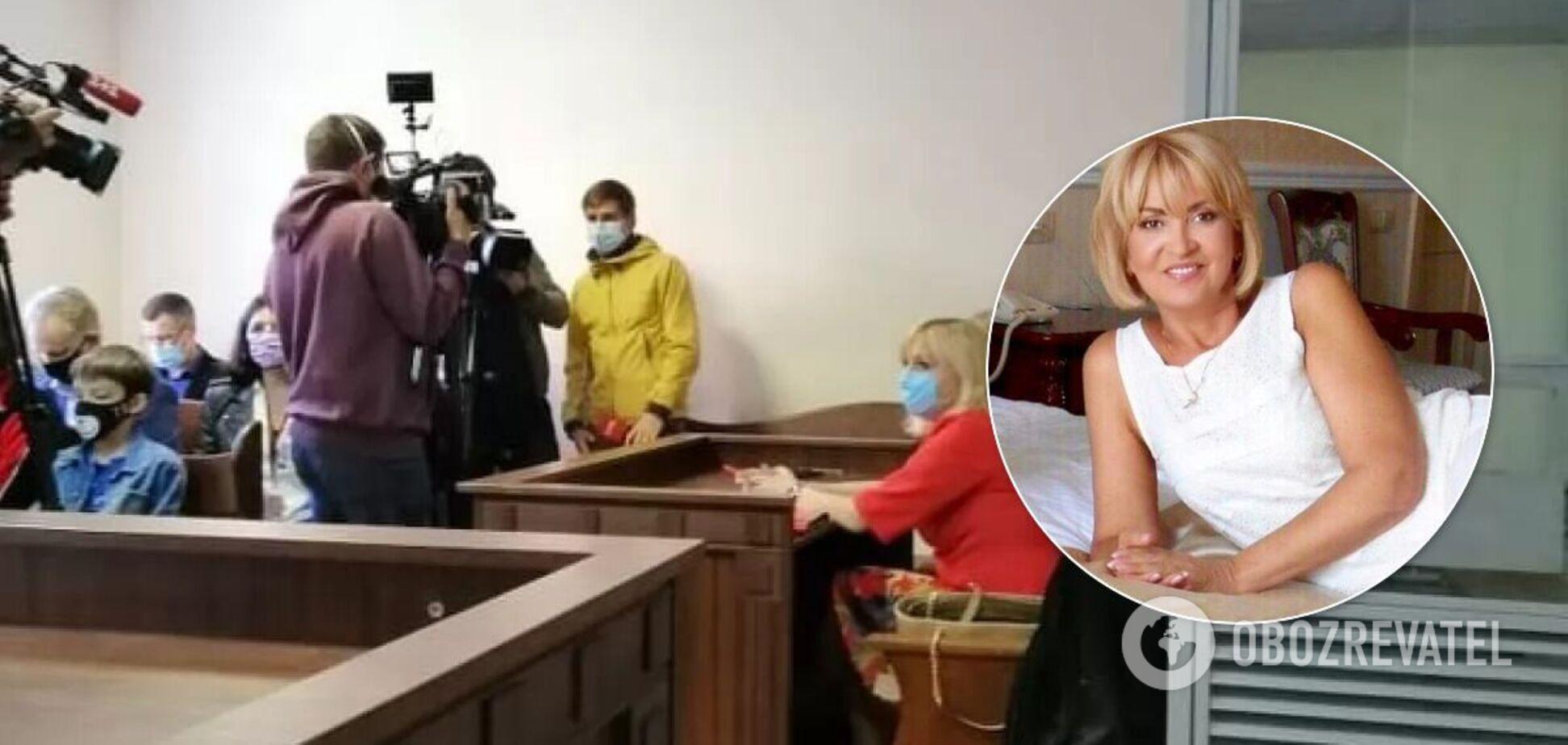 Захист тещі Притули попросив суд про закрите засідання