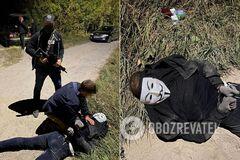 На Київщині СБУ зірвала спробу вбити бізнесмена та вкрасти $200 тисяч. Фото