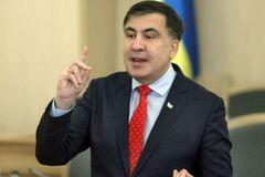 Саакашвили поддержал идею 'слуг народа' о погашении долгов на энергорынке