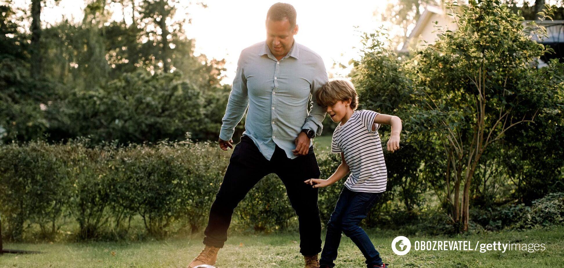 Какой должен быть отец у настоящего мужчины