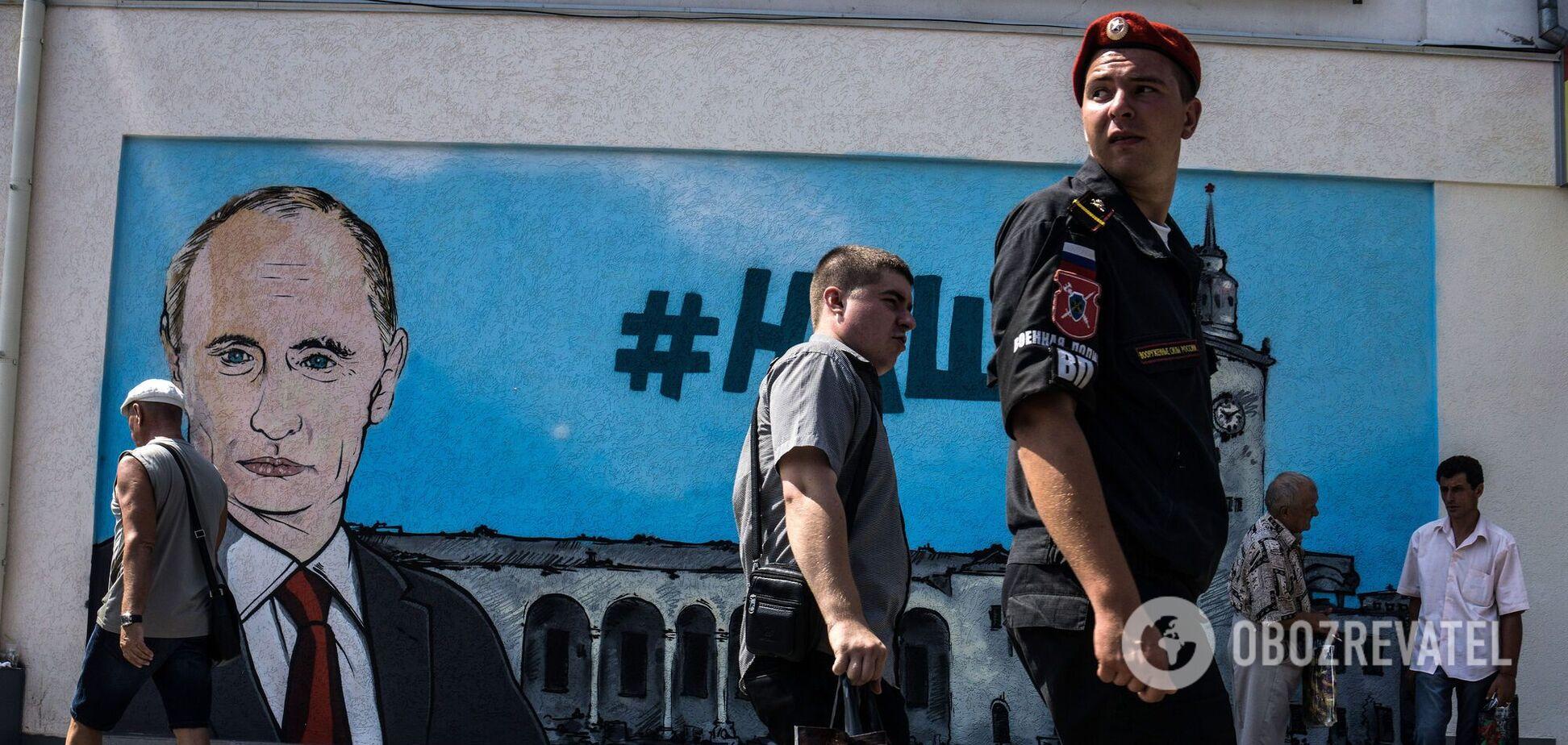 В Крыму могут начать поставлять жителям грязную воду