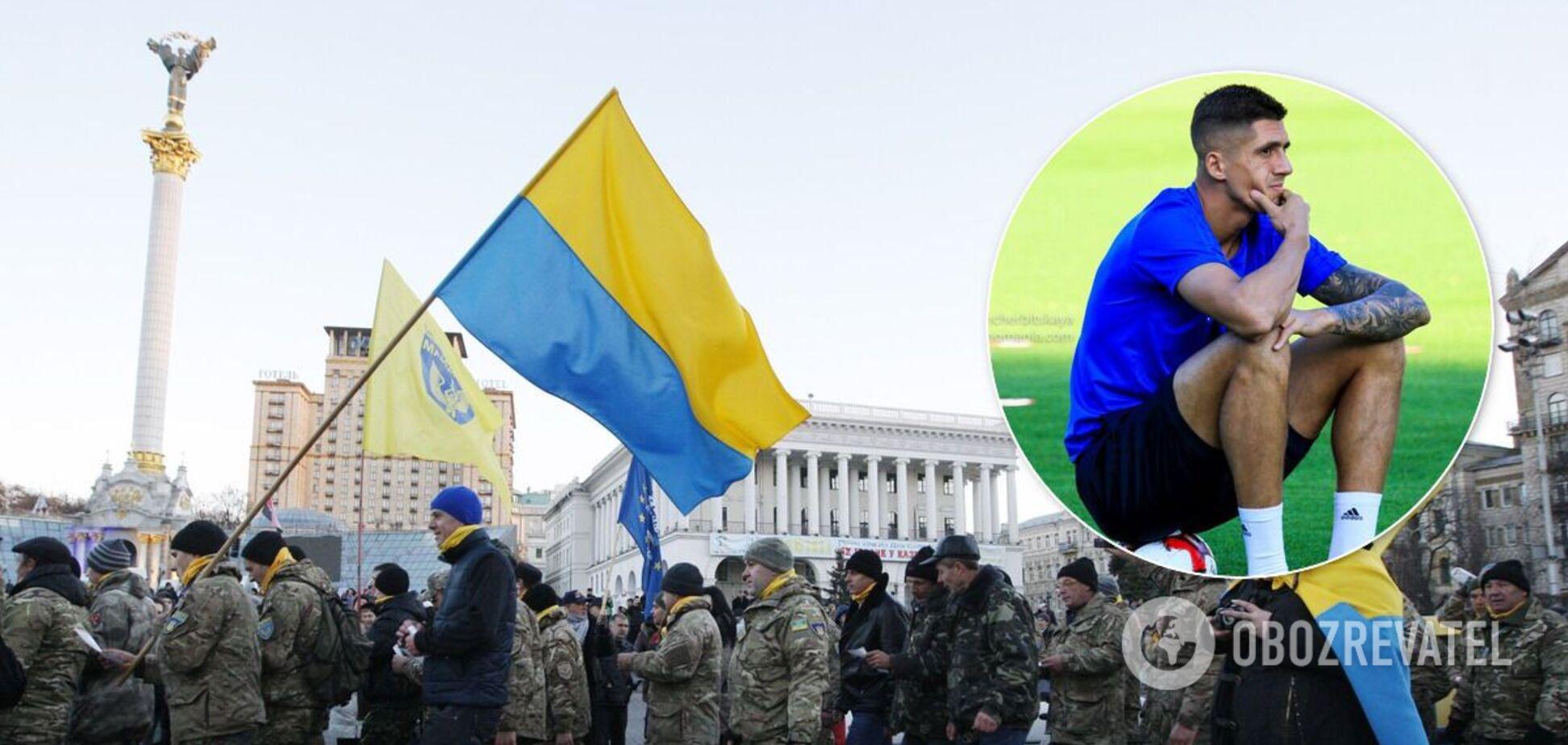 Євген Хачеріді про Майдан