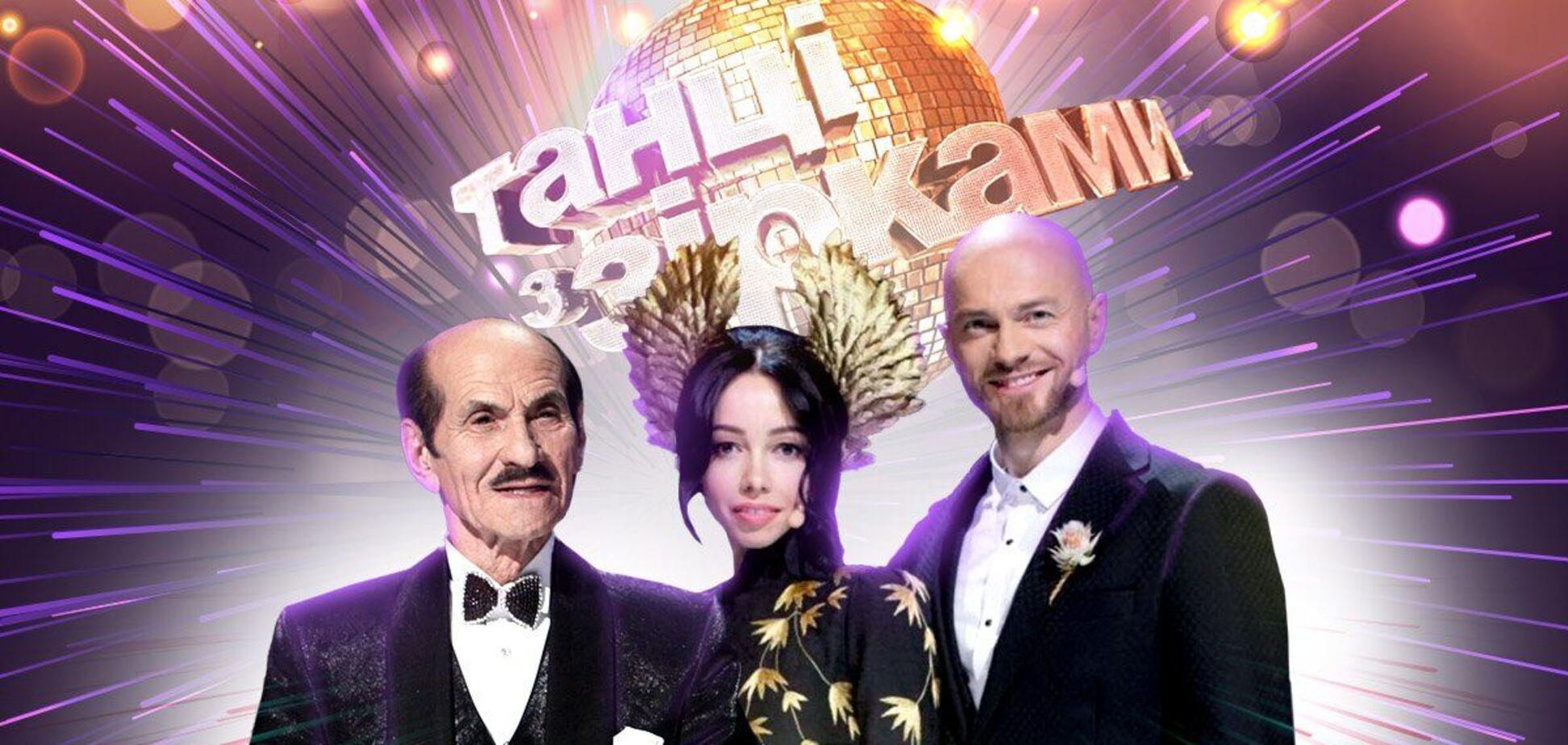 Судьи шоу 'Танці з зірками'