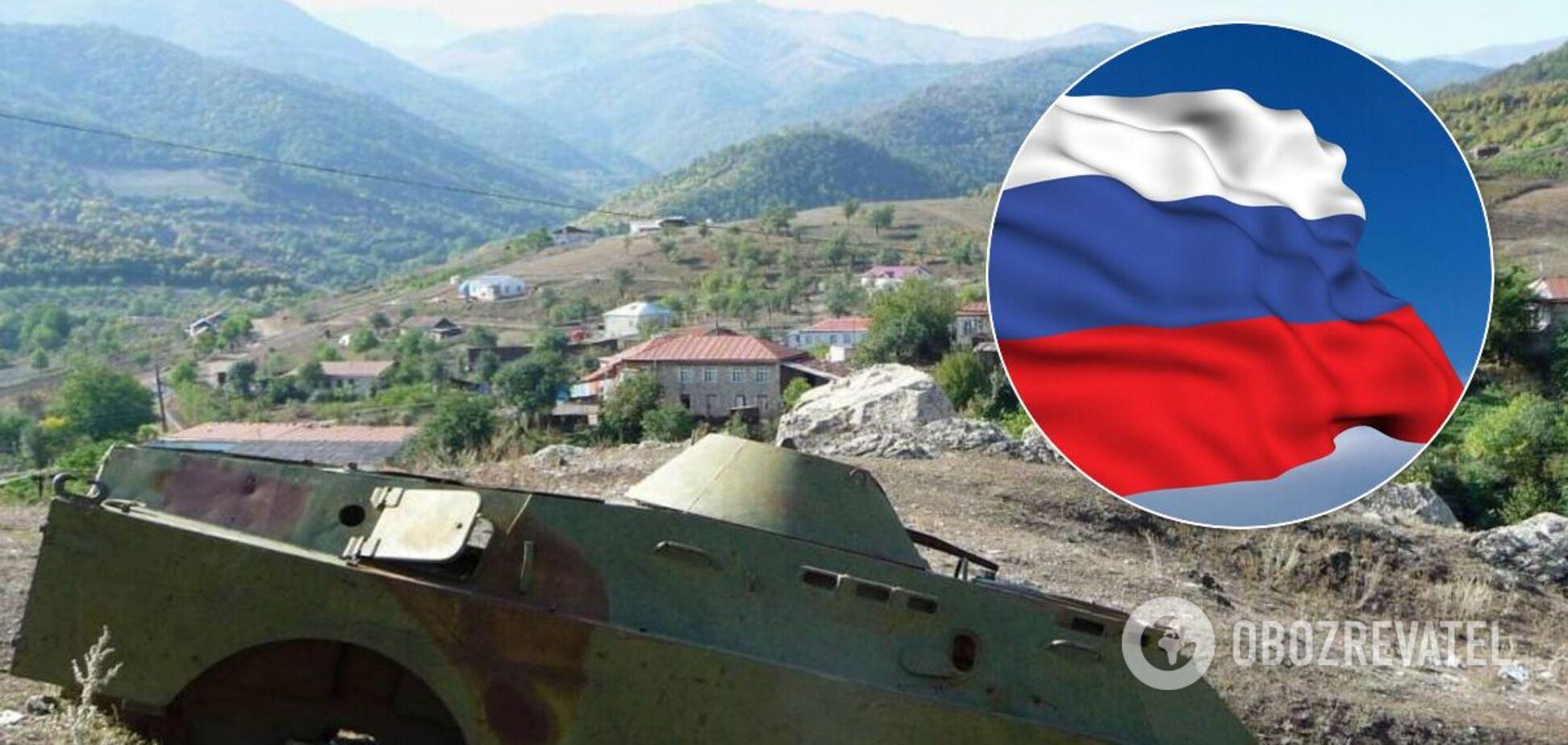 Названа выгода РФ в войне в Нагорном Карабахе