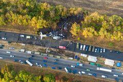 В сети показали место катастрофы Ан-26