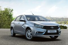 Журналисты сравнили цены на модели Lada российской и украинской сборки