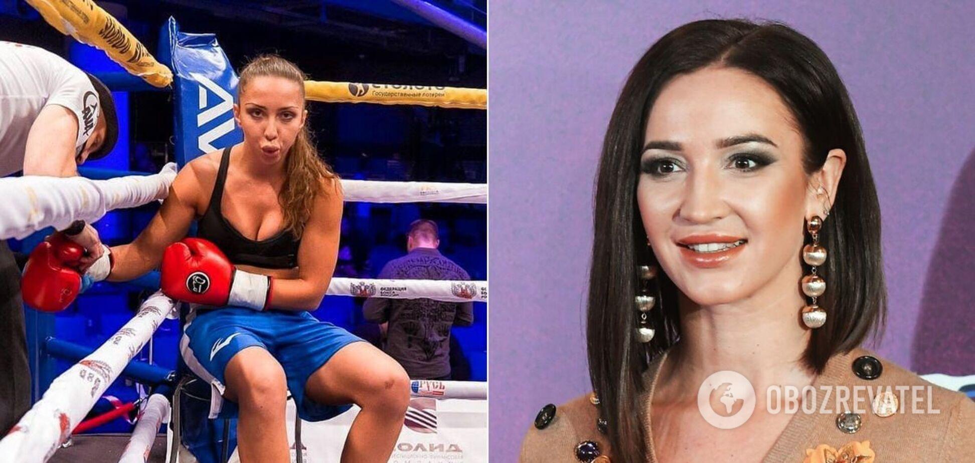 Ангеліна Семенова і Ольга Бузова