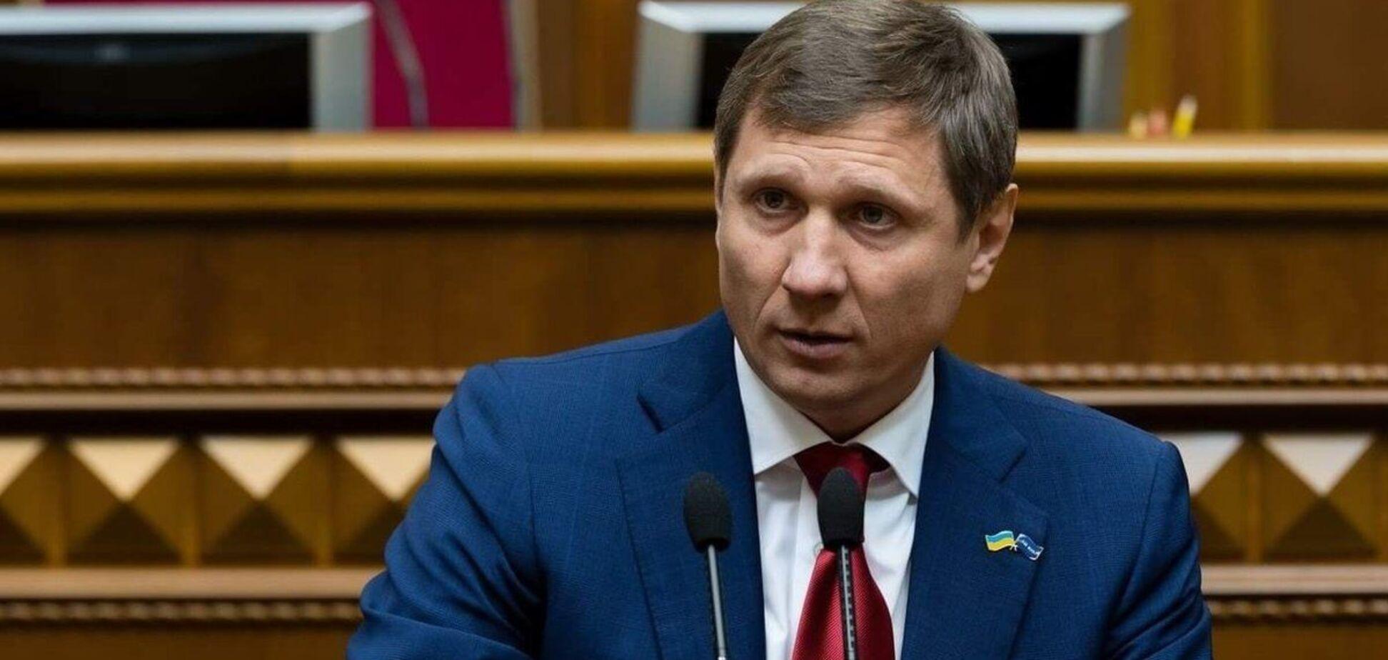 Сергій Шахов зажадав відставки Сергія Гайдая