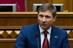 Шахов оказался среди лидеров на пост мэра Киева