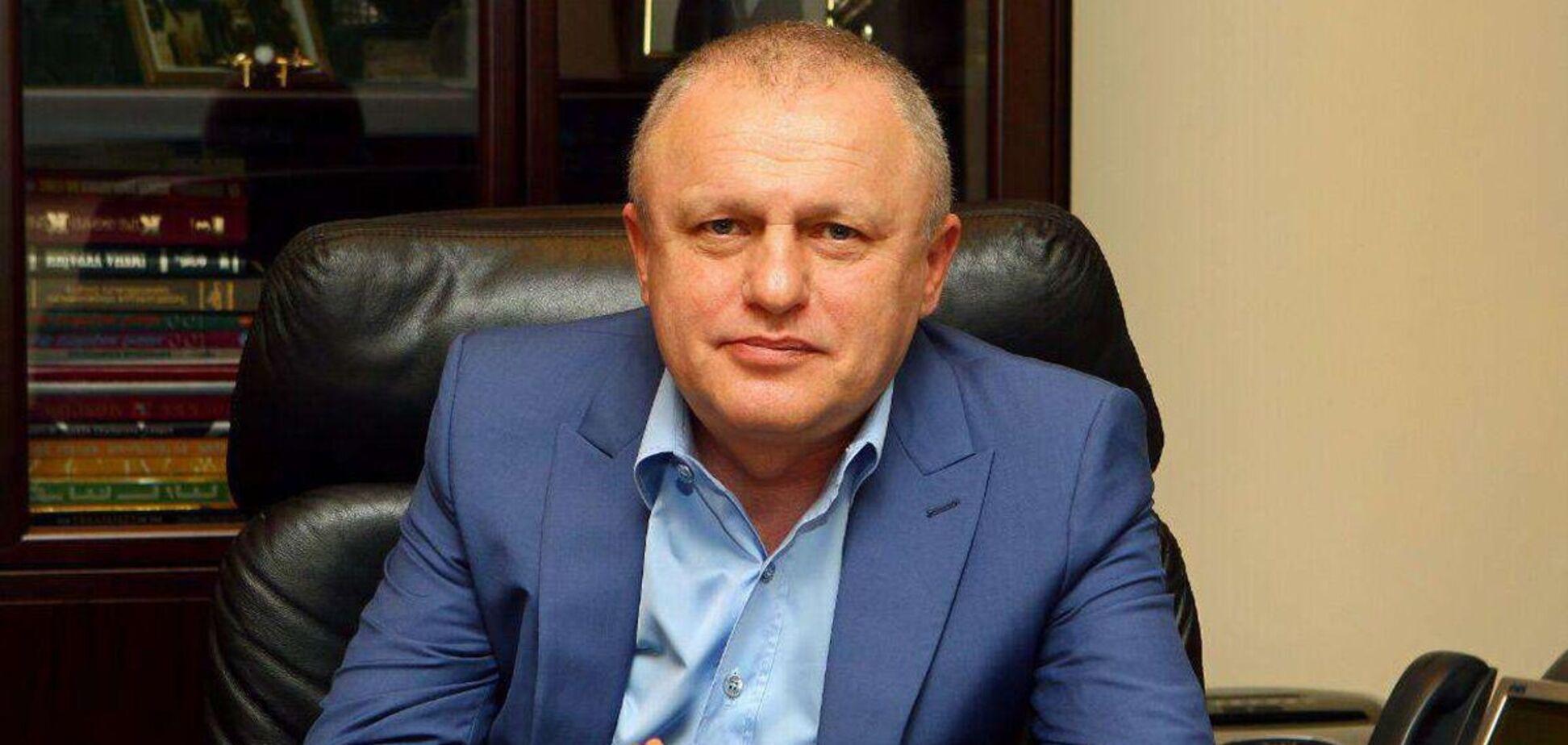 Суд зупинив позов ПриватБанку до Суркіса на 36 млн грн