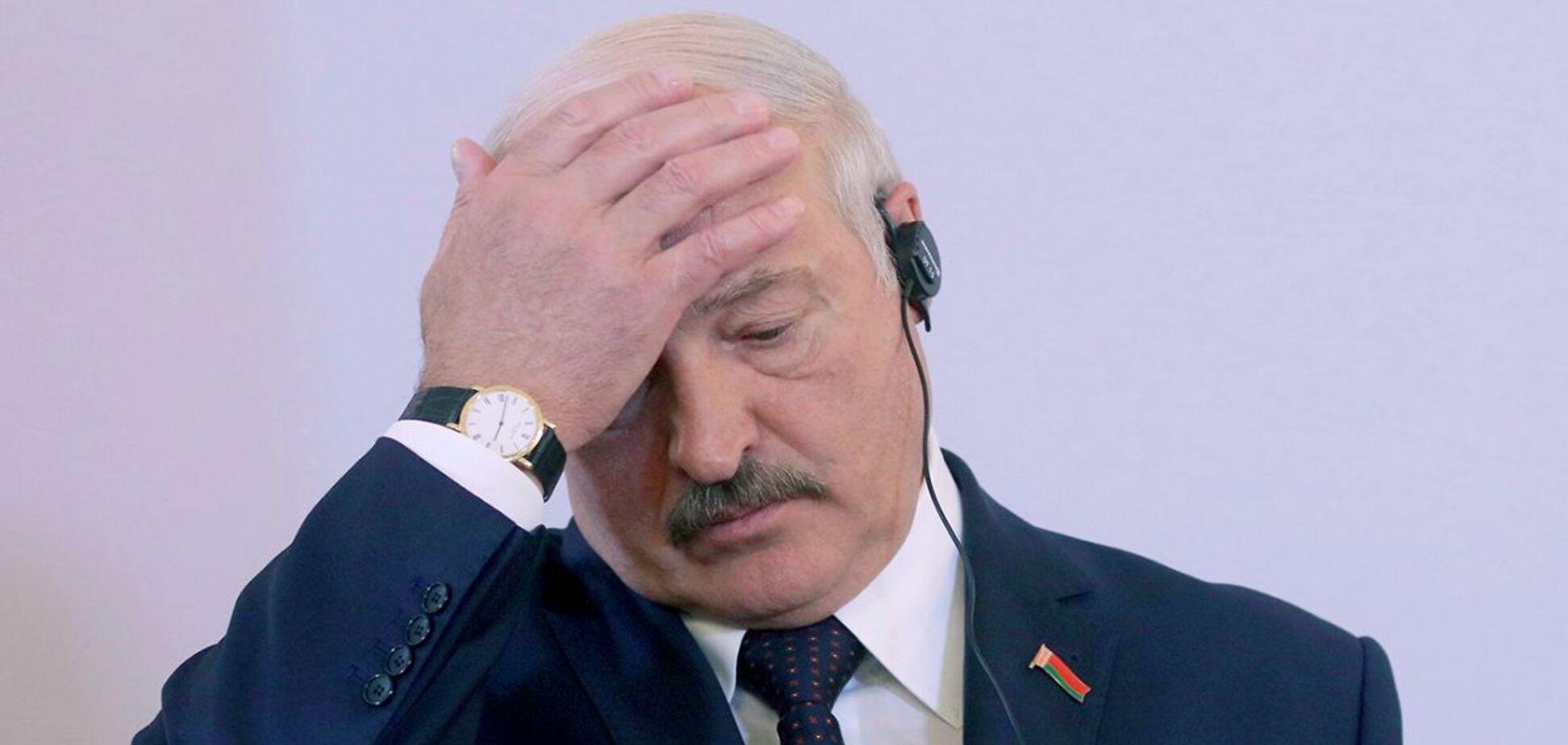 Против Лукашенко и его сына ввели санкции