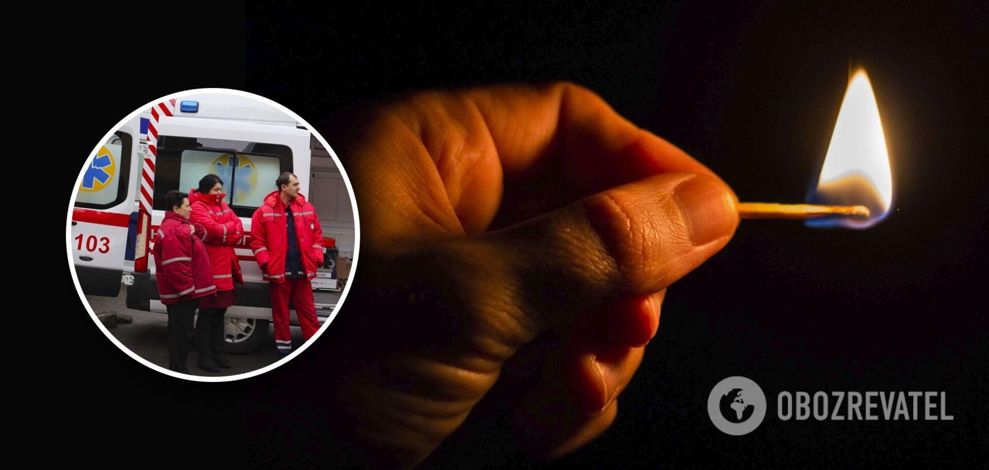 На Тернопільщині чоловік влаштував самопідпал через пенсію: ексклюзивні деталі трагедії