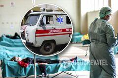 Экстренная медпомощь на Киевщине оказалась на грани: врачи еле справляются с больными COVID-19