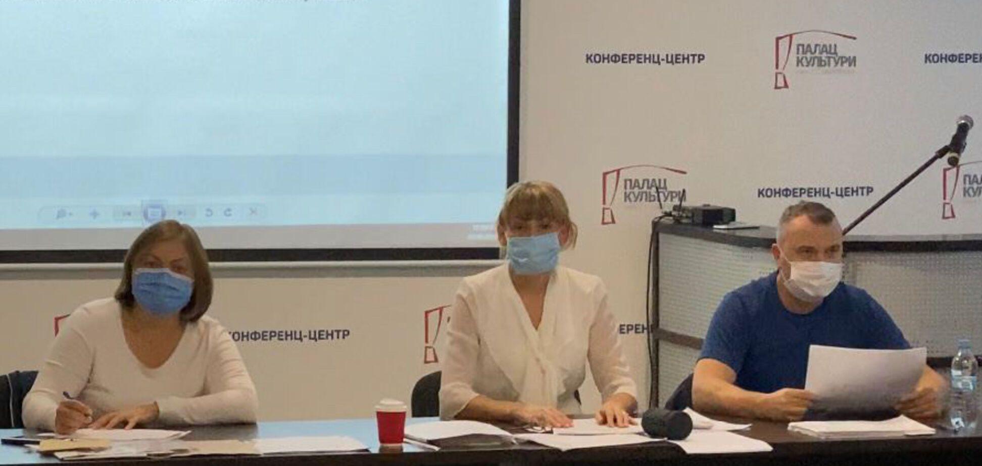 В Мелитополе прошло решающее заседание ТИК