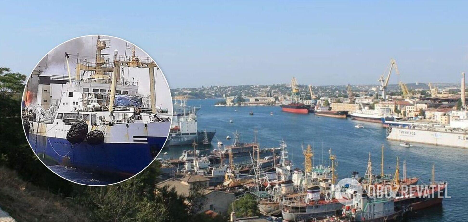 Розслідування стосувалося судна «Іван Голубець»