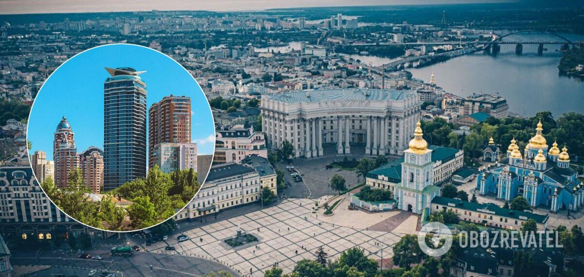 Київ став лідером у Європі за кількістю висоток