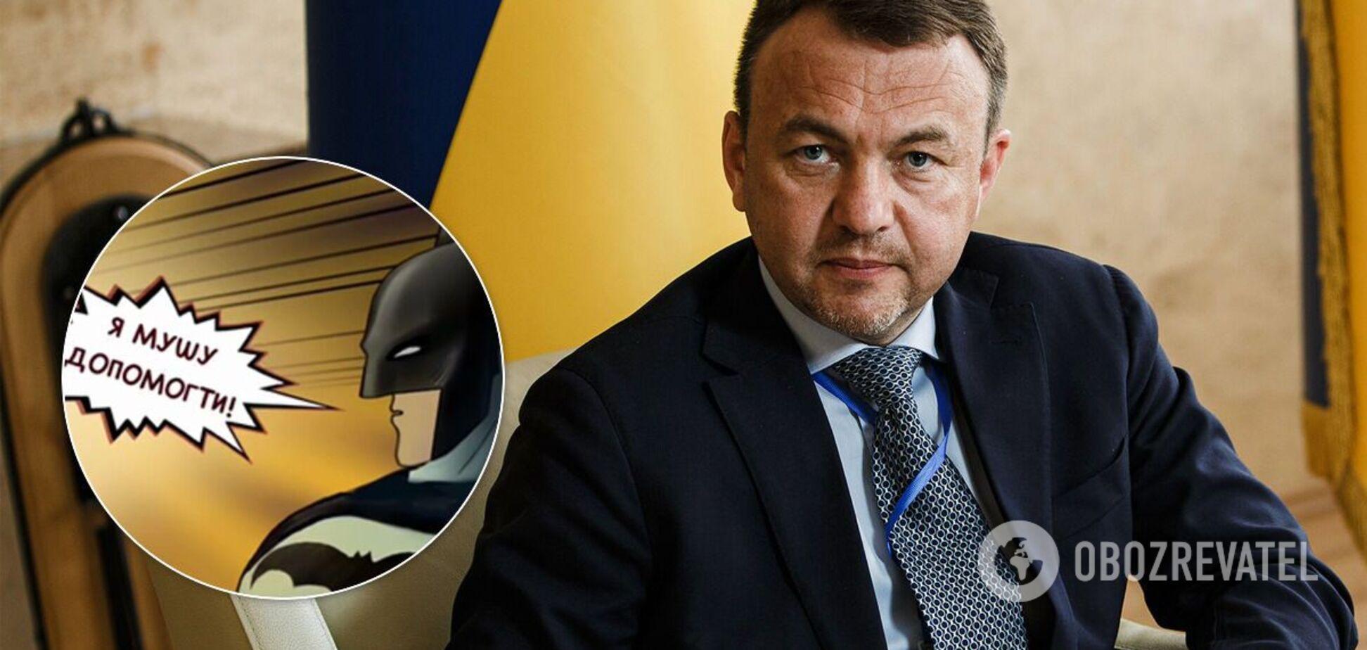 Олексій Петров - вибори на Закарпатті