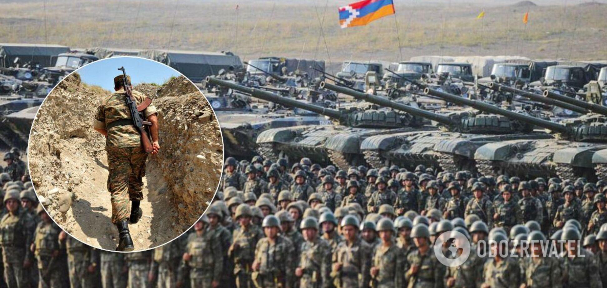 Сражения в Карабахе: Азербайджан разгромил целый полк, а Армения захотела союза