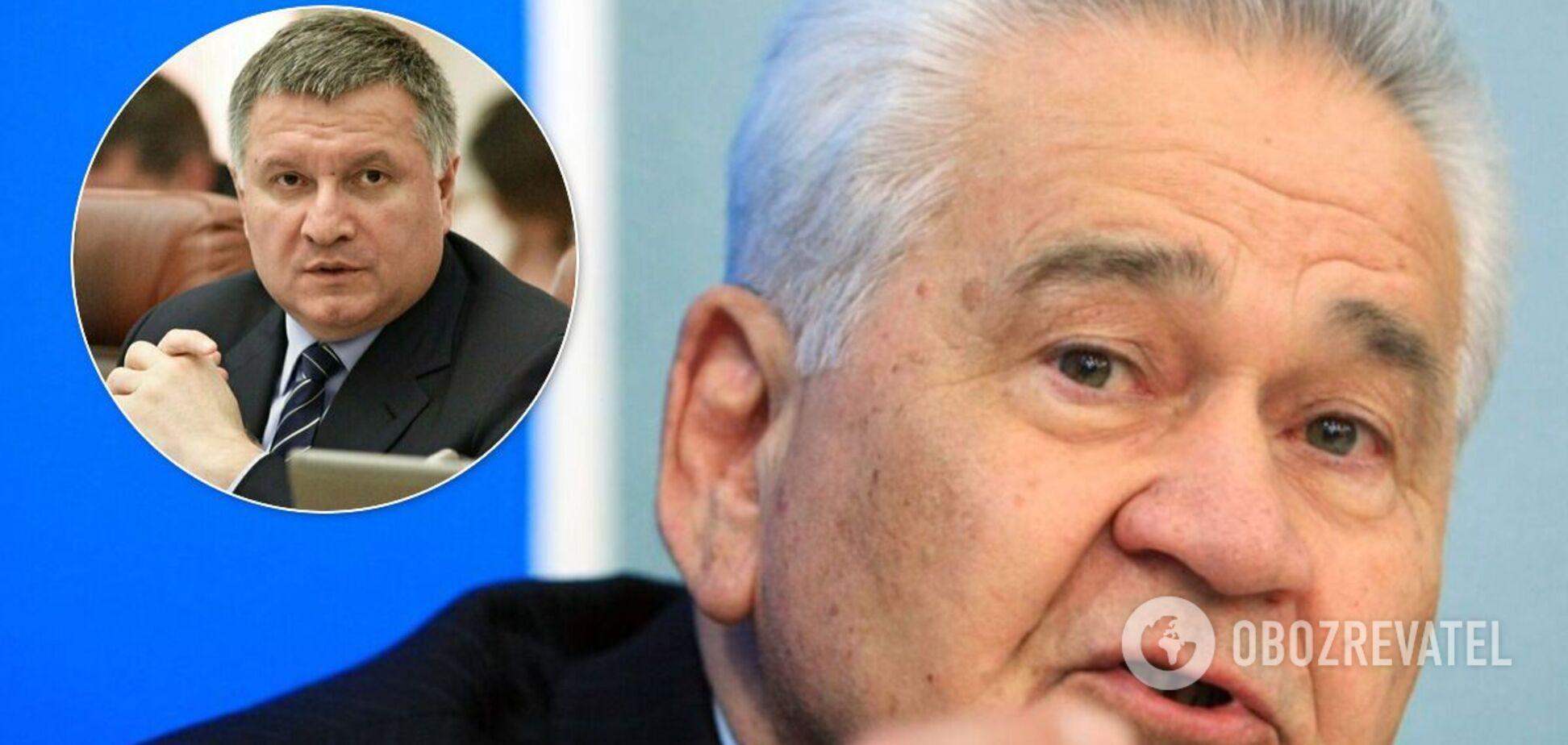 Аваков ответил на заявления Фокина про войну на Донбассе