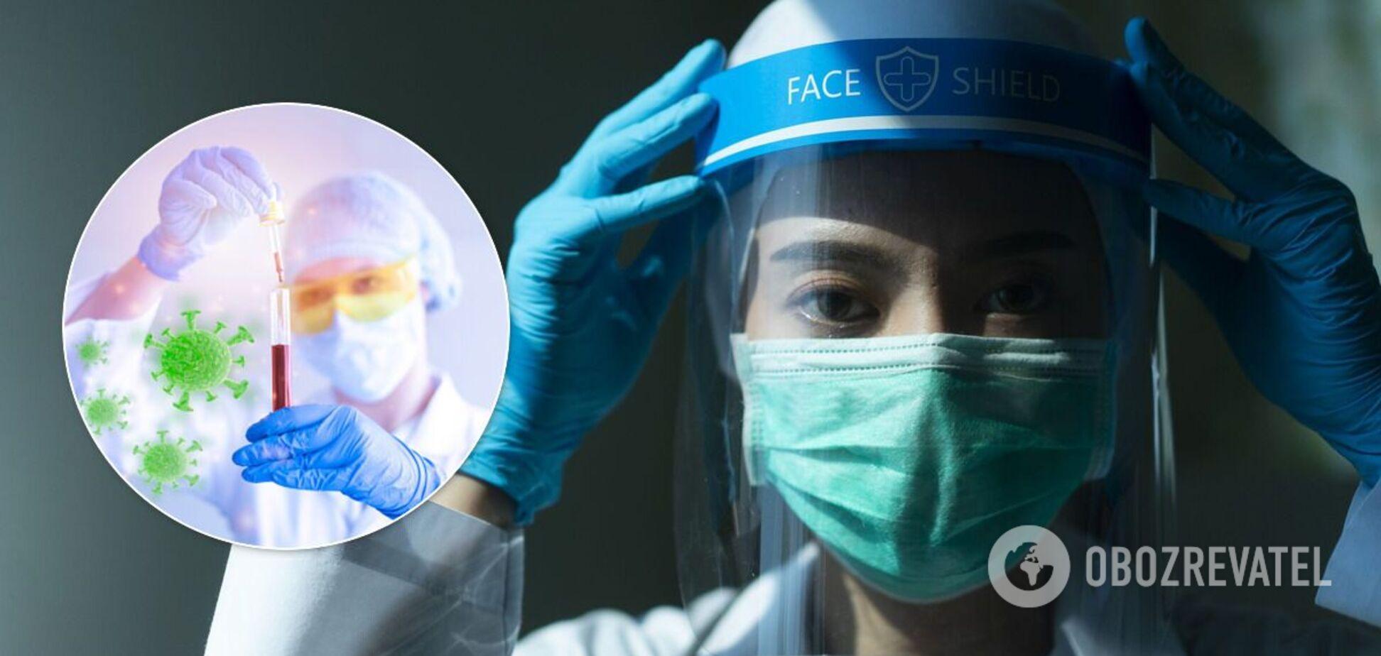 Медики хворіють на коронавірус
