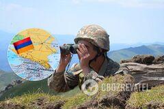 Обострение в Нагорном Карабахе
