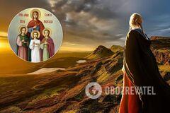 30 сентября отмечают праздник Веры, Надежды, Любви