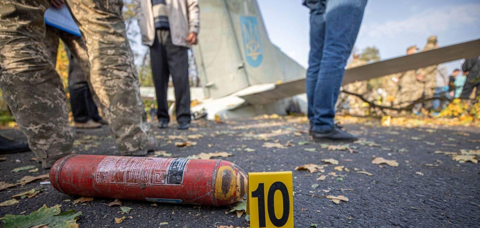 Свідок розповів про деталі катастрофи Ан-26 в Чугуєві