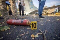 Свидетель рассказал о деталях катастрофы Ан-26 в Чугуеве