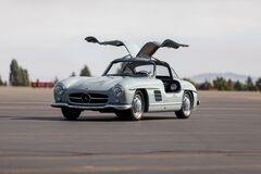 63-летний Mercedes-Benz ушел с аукциона за $1,15 млн