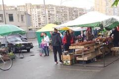 Стихійну торгівлю на вулицях Києва влада заохочує своєю бездіяльністю, – Береза