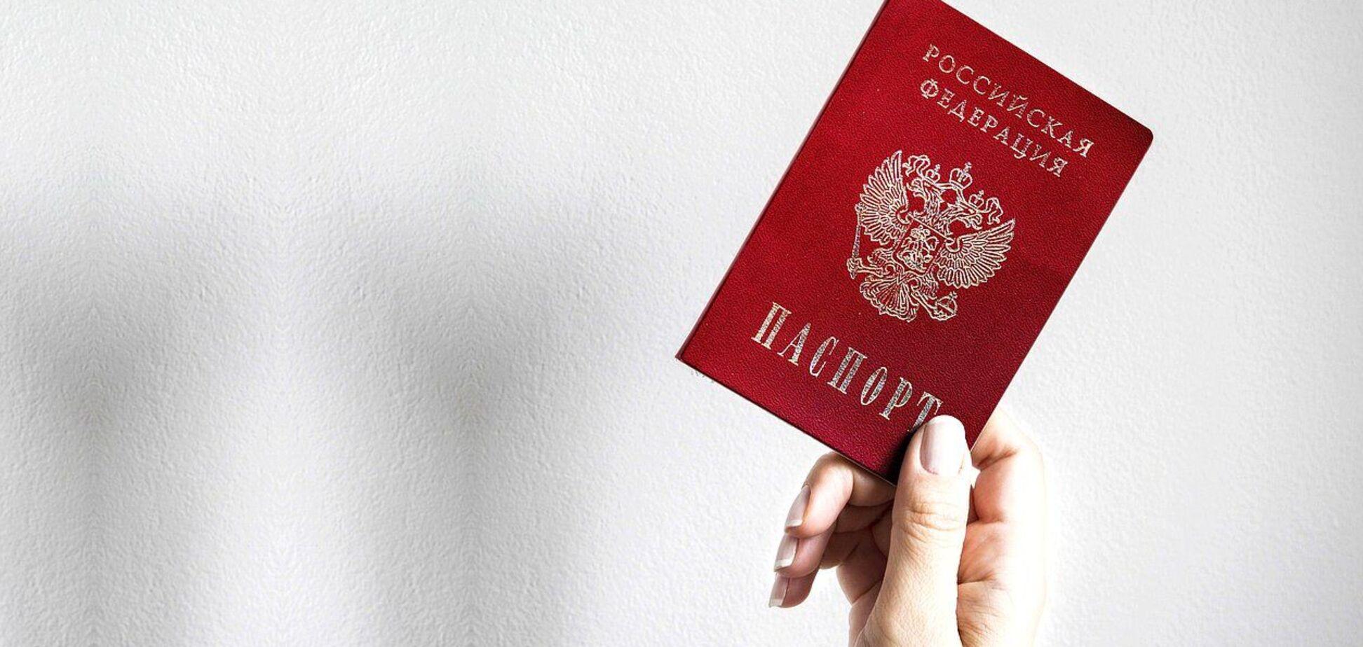 Без бумажки ты… 'гражданин ДНР'