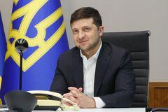 Зеленский на следующей неделе посетит саммит Украина-ЕС