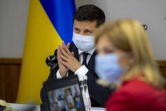 Володимир Зеленський заявив, що майбутнє України – з ЄС