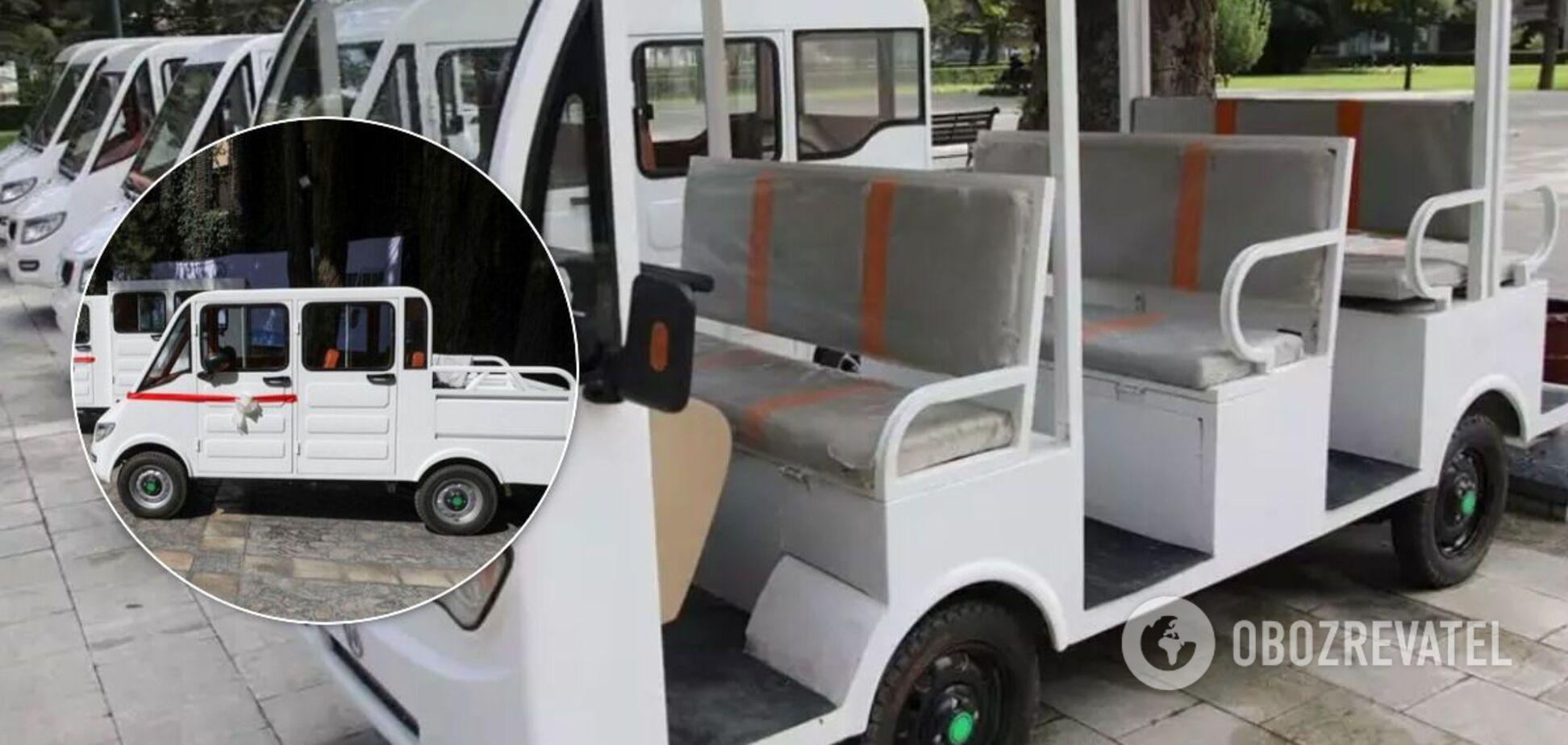 В Афганістані випустили автомобілі за $1200-2500: як вони виглядають
