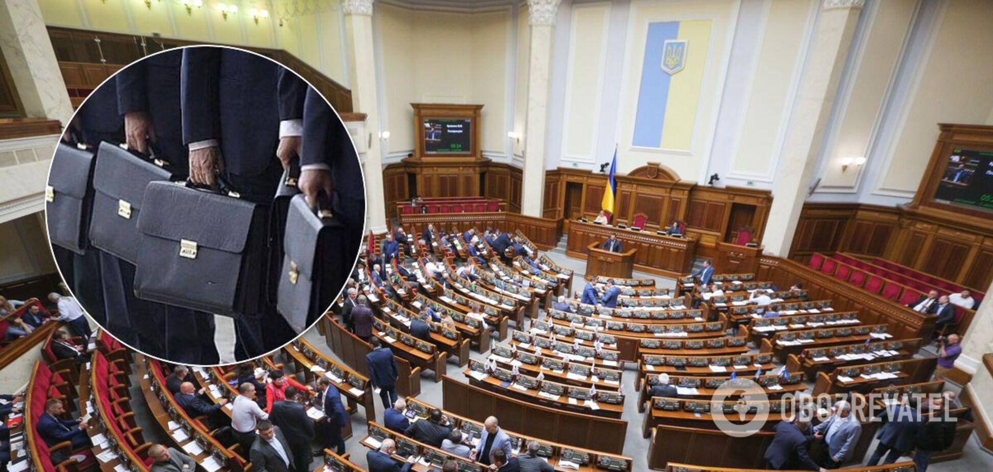Арахамия рассказал, будет ли 'Слуга народа' увольнять министров Марченко и Петрашко
