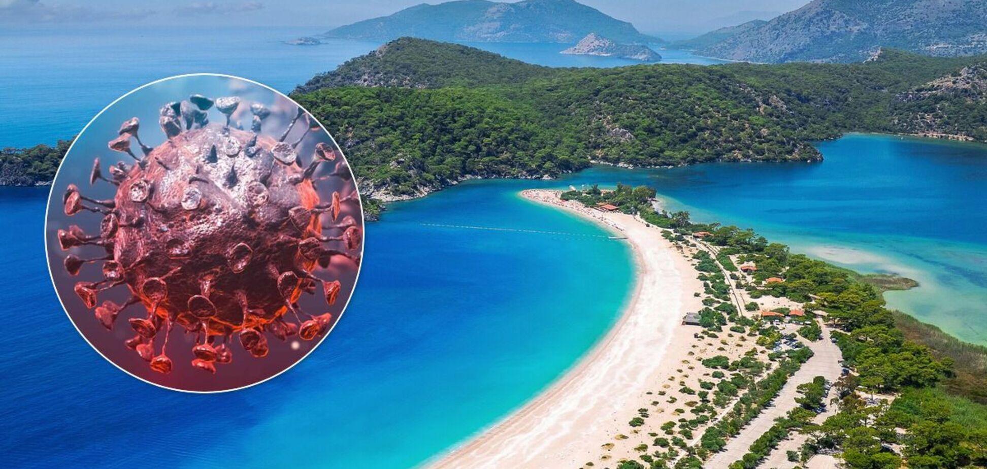 Коронавірус у Туреччині. Джерело: Колаж