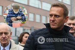 Российские СМИ пишут, что у Навального 'болезнь'